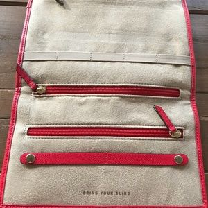 Stella Dot Handbags Stella Dot Travel Jewelry Case Poshmark